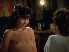 Maria Conchita Alonso nude, Sarita Choudhury nude - The House of the Spirits (1993)