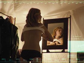 Ashley Hinshaw sexy - The Pyramid (2014)