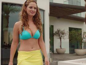 Merritt Patterson sexy, Alexandra Park sexy - The Royals s01e06 (2015)