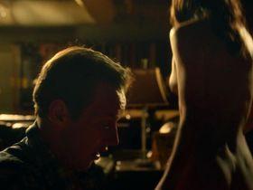 Jordana Brewster nude - Home Sweet Hell (2015)