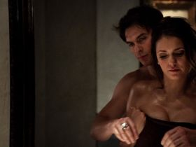 Nina Dobrev sexy - The Vampire Diaries s06e18 (2015)
