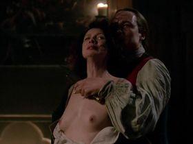 Caitriona Balfe nude - Outlander s01e09 (2015)