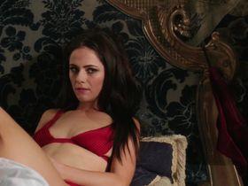 Alexandra Park sexy - The Royals s01e03 (2015)
