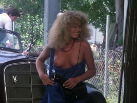 Cynthia Thompson nude, Michelle Bauer nude - Tomboy (1985)