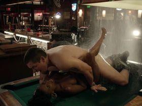 Shanola Hampton nude, Emily Bergl nude - Shameless s05e11 (2015)