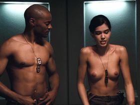 Cecile Breccia nude, Tanya van Graan nude, Nicole Tupper nude - Starship Troopers 3 (2008)