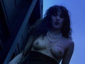Nathalie Karsenty nude - Two Orphan Vampires (1997)