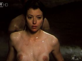 Mia Sara nude - Black Day Blue Night (1995)