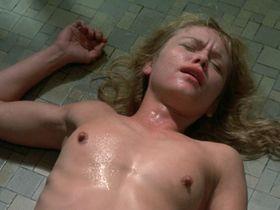 Linnea Quigley nude - Savage Streets (1984)