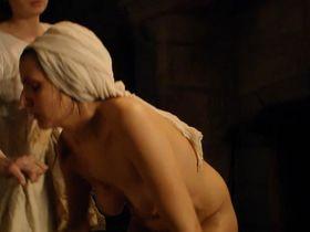Magali Woch nude - La commanderie s01e04 (2010)