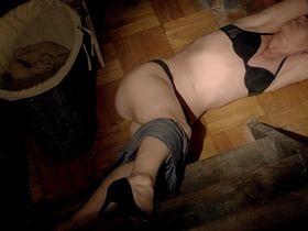 Dominique Swain sexy - The Black Room (2016)