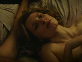 Jessica Chastain nude - The Zookeeper's Wife (2017)