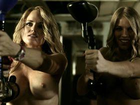 Ashley Walsh nude, Aimee Bello nude, Deanna Meske nude - Hazard Jack (2014)
