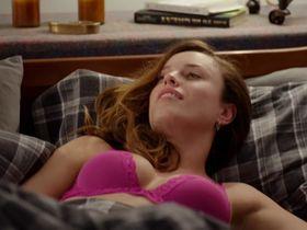 Jessica McNamee nude - Sirens s01e05 (2014)