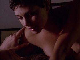 Morena Baccarin nude - Death in Love (2008)