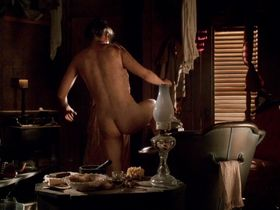 Robin Weigert nude - Deadwood s02e11 (2005)