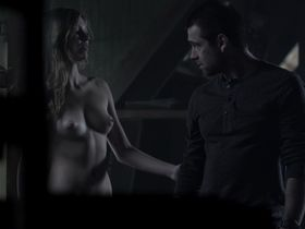 Lili Simmons nude - Banshee s01e05 (2013)