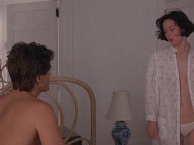 Meg Tilly sexy - Masquerade (1988)