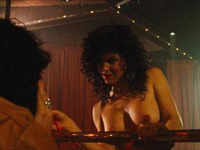 Paula Trickey nude - Maniac Cop 2 (1990)