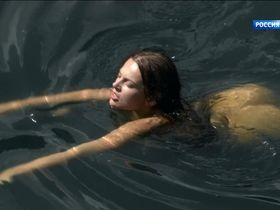 Zoryana Marchenko nude - Posledniy Yanychar s01e01 (2014)