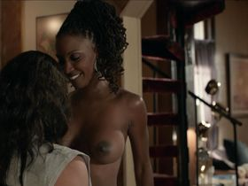 Shanola Hampton nude - Shameless s05e01 (2015)