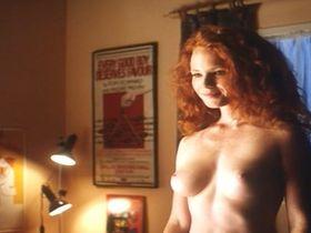 Raelee Hill nude - Hotel de Love (1996)