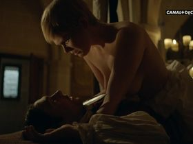 Hannah Arterton nude - Versailles s02e07 (2017)