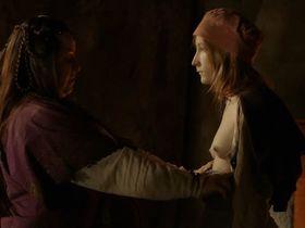 Claire Butard nude - La commanderie s01e02 (2010)