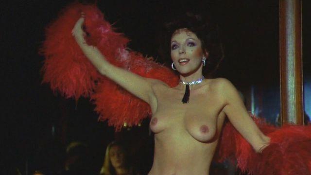 Joan collins striptease - 2 part 4