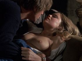 Susan George nude - Straw Dogs (1971)