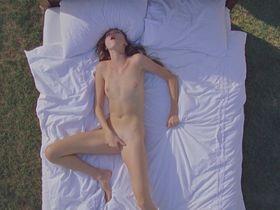 Aliyah Galyautdinova nude - Space In Space (2016)
