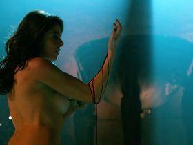 Claudia Gerini nude - John Wick Chapter 2 (2017)
