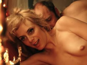 Anna Pieri nude - Station Horizon s01e01 (2015)