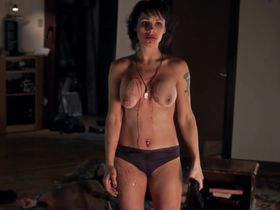 Elitsa Bako nude - Clutch s01e02 (2013)
