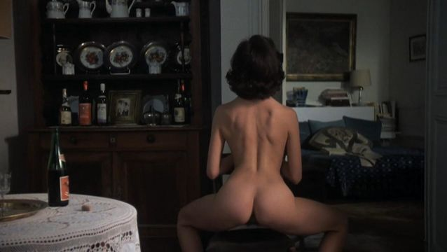 Consuelo De Haviland Nude The Unbearable Lightness Of Being 1988