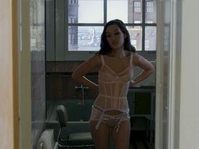 Helene Kuhn nude - Marcel Dassault l'homme au pardessus (2014)