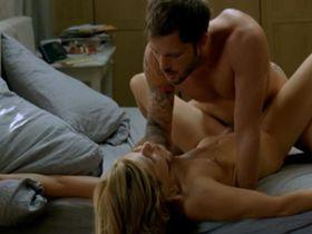 Elodie Bouchez nude, Marina Fois nude - Happy Few (2010)