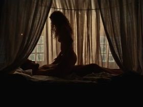 Emily Browning nude - American Gods s01e07 (2017)
