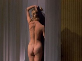 Goldie Hawn nude - There's a Girl in My Soup (1970)