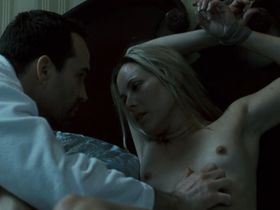 Maria Bello nude - Downloading Nancy (2008)