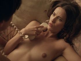 Sofia Mattsson sexy, Karina Deyko nude, Alexa Bondar nude - Becoming Bond (2017)