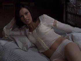 Famke Janssen sexy - I Spy (2002)