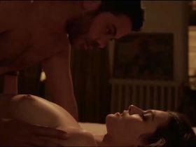 Alma Jodorowsky nude - Damocles (2016)