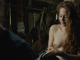 Ana Girardot nude, Jenna Thiam nude - Revenants s01e06e7 (2012)