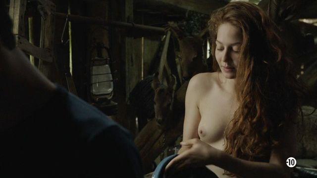 Nude Video Celebs  Ana Girardot Nude, Jenna Thiam Nude -1399