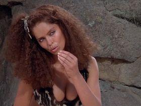 Barbara Bach sexy - Caveman (1981)