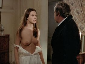Carole Bouquet nude, Angela Molina nude - That Obscure Object of Desire (1977)