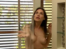 Claire Forlani nude - The Diplomat (2009)