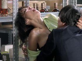 Sophie Marceau sexy, Alexia Barlier nude - Tu veux... ou tu veux pas (2014)