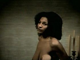 Pam Grier nude - Drum (1976)